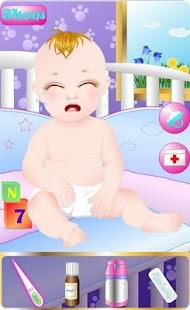 超好玩的照顧小孩遊戲 休閒 App-愛順發玩APP