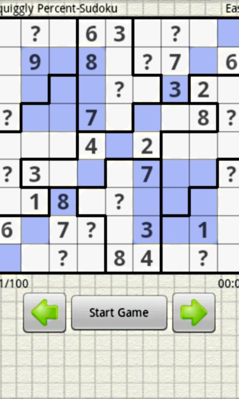 Logic Number Puzzle - screenshot