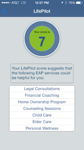 EAP LifePilot- screenshot thumbnail