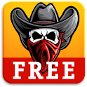 Comics Mask Free logo