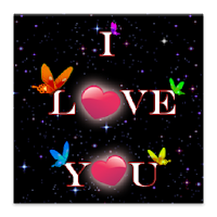 I Love You Live Wallpaper 1.0