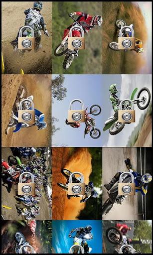 Motocross the limit Puzzle