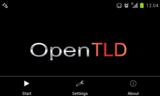 OpenTLD for Android- screenshot thumbnail