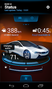 BMW i Remote- screenshot thumbnail