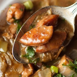 New Orleans School of Cooking gumbo