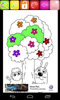Screenshot of Coloring Book 2 (lite)
