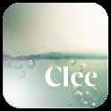 GO SMS/GOLauncher Clee2 theme logo