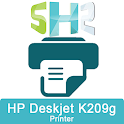 Showhow2 for  HP DeskJet K209g icon