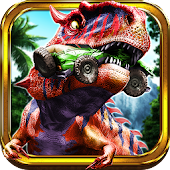 APK Game DINO DOMINION for BB, BlackBerry