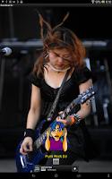 Screenshot of Punk Rock DJ - Music Player