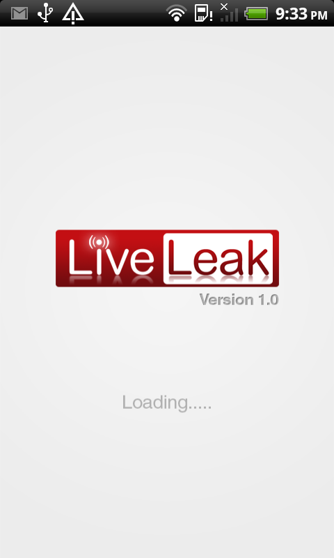 Liveleak Official - screenshot