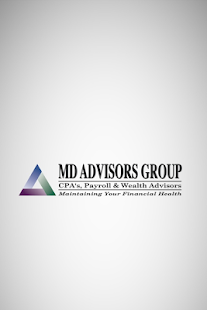 MD Advisors Group- screenshot thumbnail