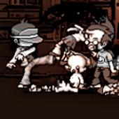 Zombie Fight Live Wallpaper