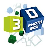 Real 3D PhotoBox LiveWallpaper