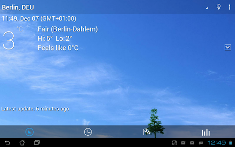 Transparent clock & weather v0.84.39