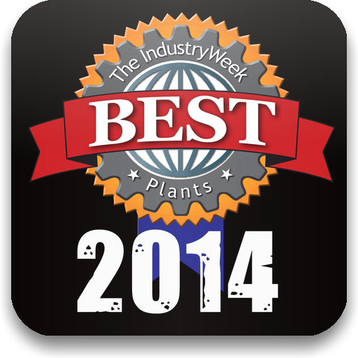 IndustryWeek Best Plants Con LOGO-APP點子