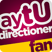 aytU Directioner Fan