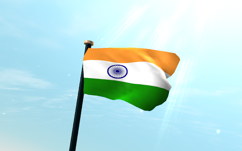India flag 3d free wallpaper android apps on google play for 3d wallpaper for home india