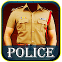 Police Photo Suit Changer icon
