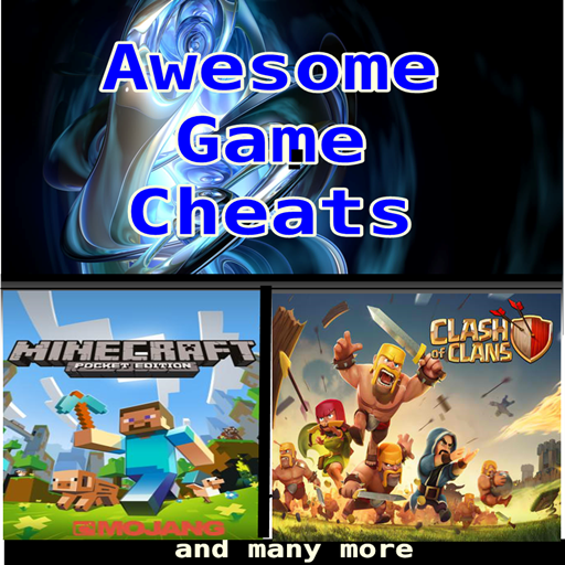 Awesome Game Cheats 娛樂 App LOGO-APP試玩