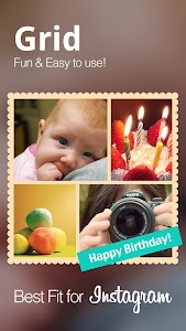 Photo Grid - Collage Maker v4.812