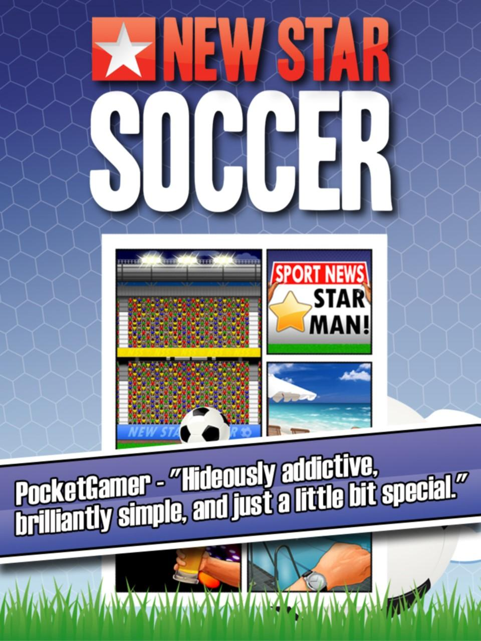 New Star Soccer screenshot #5