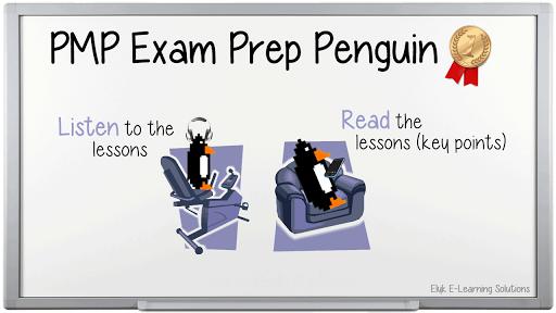 PMP Exam Prep Penguin