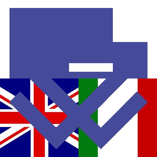 Italian English Dictionary LOGO-APP點子