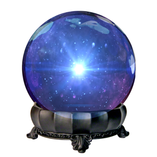 Crystal Ball 娛樂 App LOGO-APP試玩