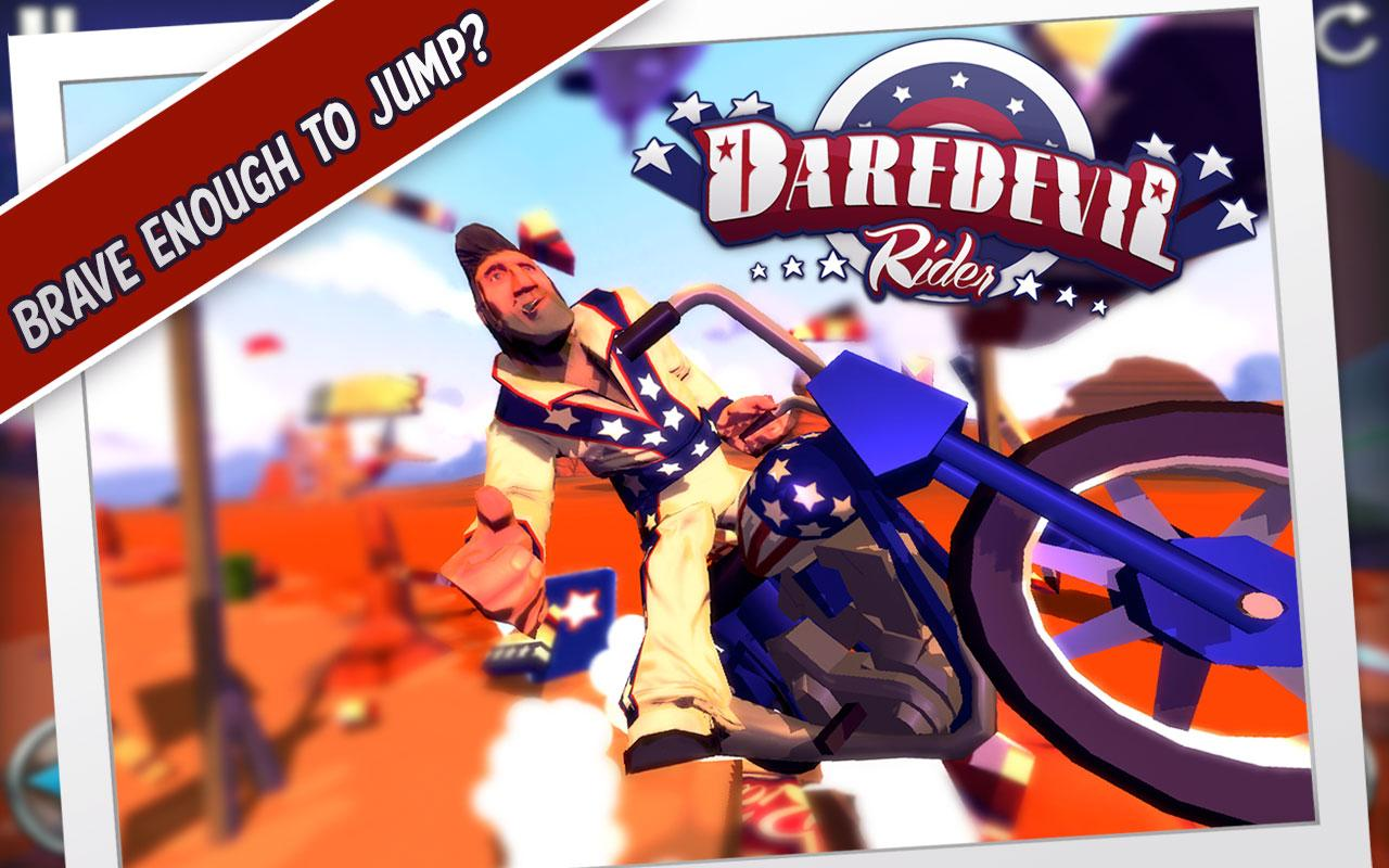 Daredevil Rider - screenshot