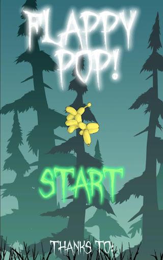 Flappy Pop