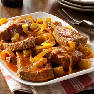 Slow-Cooked Swiss Steak
