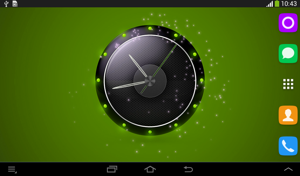 live wallpaper clock for htc android apps on google play