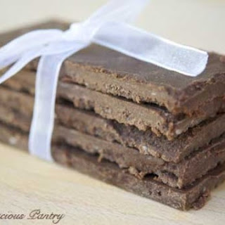 Clean Eating Chocolate Bars.