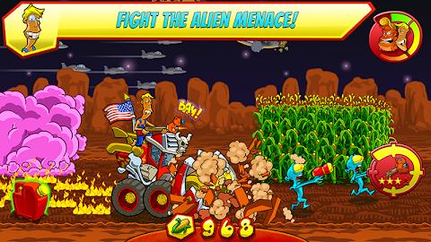 Farm Invasion USA - Premium Screenshot 4