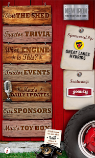 Max Armstrong's Tractor App - screenshot thumbnail
