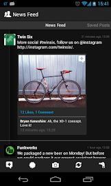 Friendcaster Screenshot 2