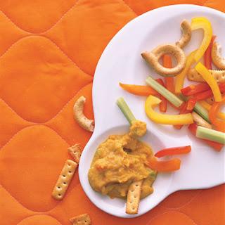 Golden Lentil Dip.
