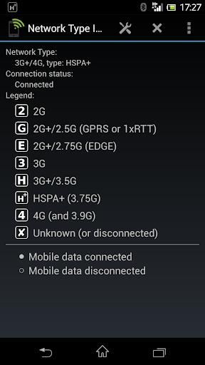 Network Type Indicator