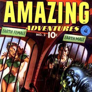 Amazing Adventures #2 漫畫 App LOGO-硬是要APP