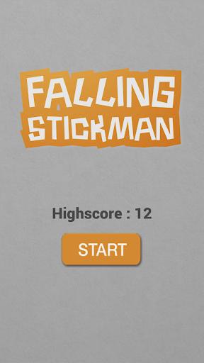 Falling Stickman