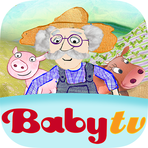 Old MacDonald Song Book BabyTV LOGO-APP點子