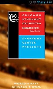 Chicago Symphony Orchestra- screenshot thumbnail