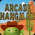 Arcade Hangman Game logo