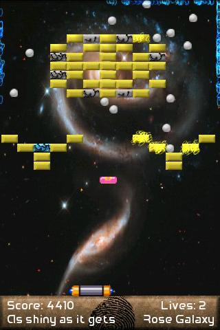 ArkDroid Lite - screenshot