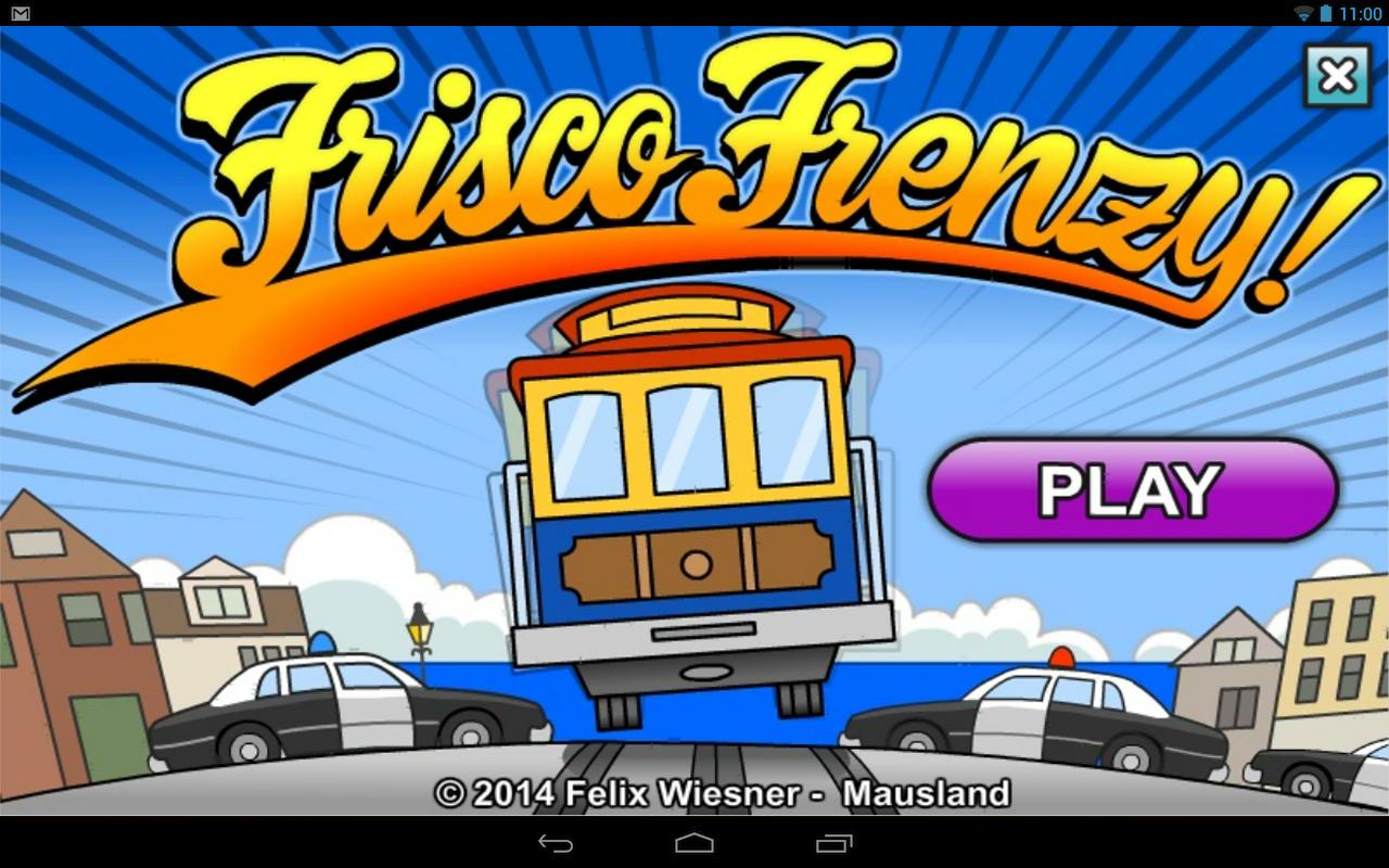 Frisco Frenzy - screenshot