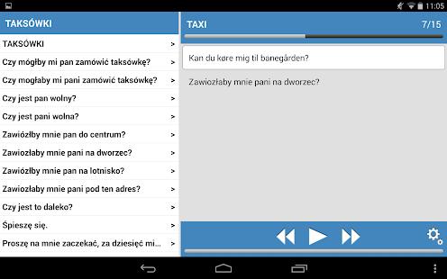 Rozmówki turystyczne Screenshot 14