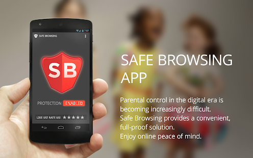 Safe Browsing Parental Control- screenshot thumbnail