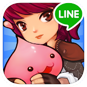LINE Touch Monsters