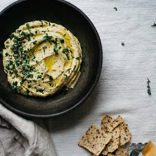 Roasted Golden Beet And Shallot Dip (v + Gf).
